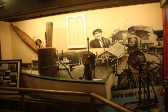 Βέρνον, Καναδάς: Greater Vernon Museum