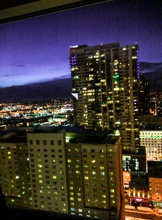denver night city scape picture of embassy suites by hilton rh tripadvisor com
