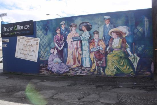 Vernon's Murals
