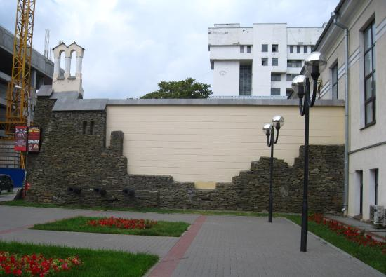 Monument to the Founders of the Fortress of Prelate Dmitry Rostovskiy