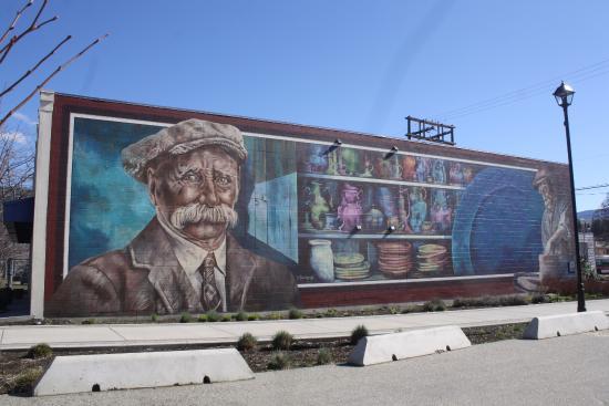 Downtown Vernon Mural Tours: Vernon's Murals