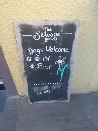 Salvage Bar