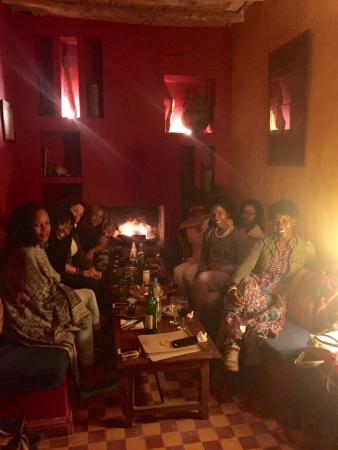 Kasbah Ait Ben Moro : Thank you Don Juan!
