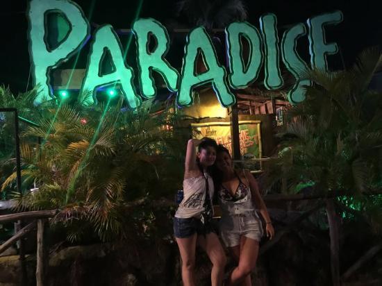 La Mejor Fiesta En La Playa Picture Of Paradise