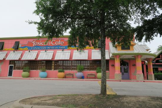 Mexican Restaurants Lakeline Mall