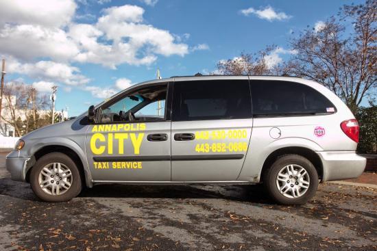 Annapolis City Taxi