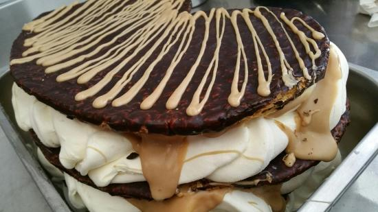 Heladeria Cafeteria Carapino Chiclana: Palmera
