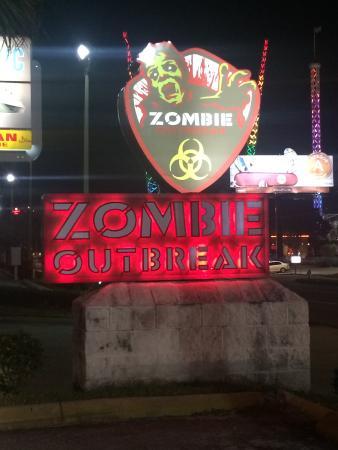 Zombie Outbreak Orlando