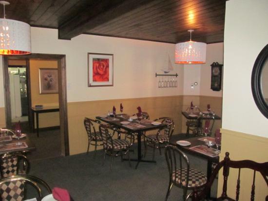 Restaurant Le St Francois La Tuque
