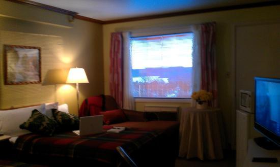Hotel Motel Le Chateau: Deux Lits Double Chambre