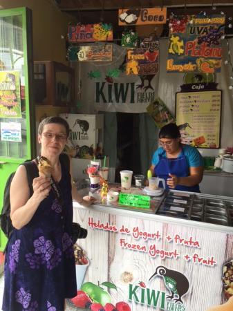 Kiwi Fields Forever