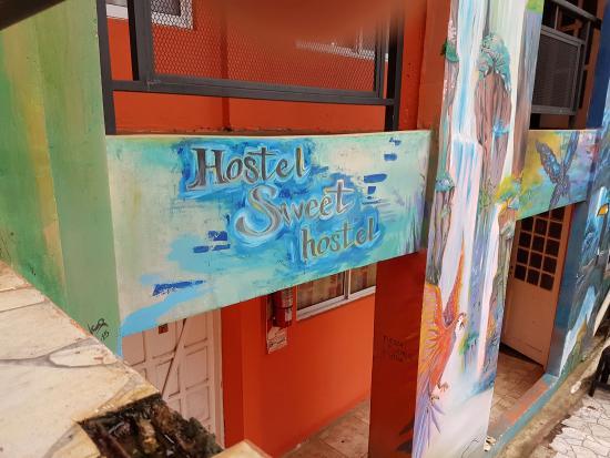 Hostel Sweet Hostel: Bueno para pasar la noche.