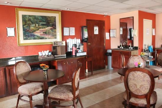 Americas Best Value Inn and Suites Stockbridge Atlanta