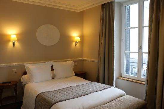 Hotel Jean Moet: Chambre double
