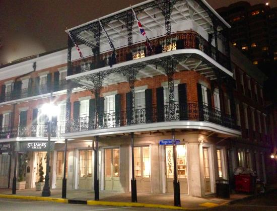stunning new orleans character bulding picture of st james hotel rh tripadvisor co za where to stay in new orleans on a budget