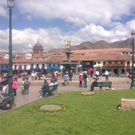 El Tuco Hostel: Plaza de Armas, cusco