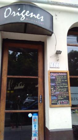 Origenes Restaurant