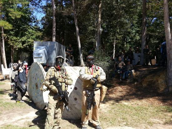 Paintball Command