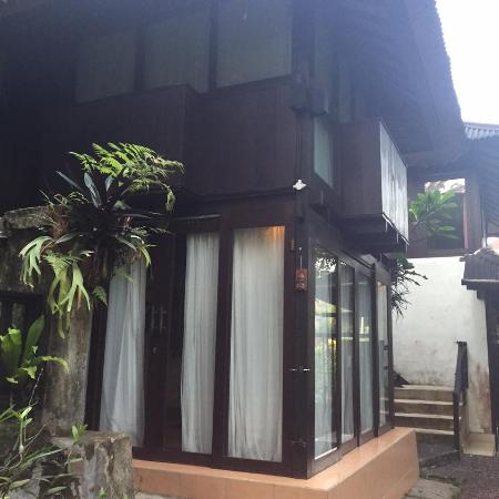 Ubud Sari Health Resort: My two story villa