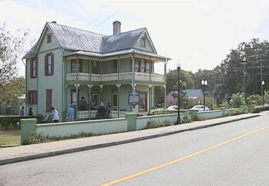 Bartow, FL: L. B. Brown house