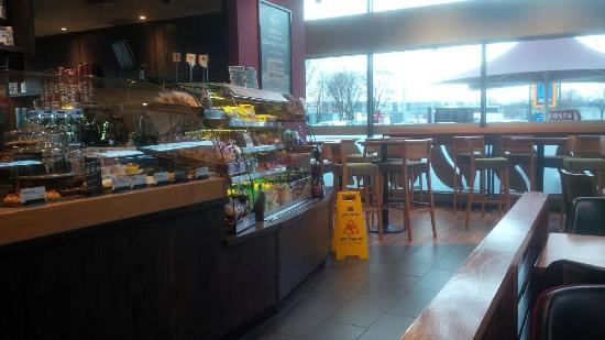 Costa Coffee - Stockton Heath