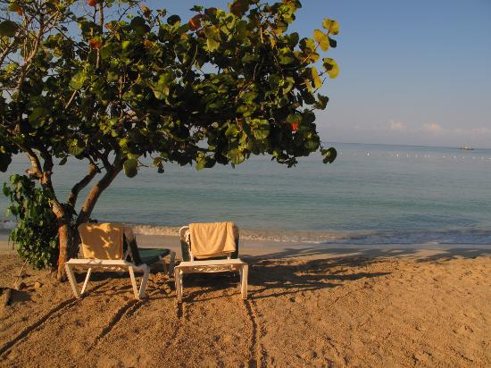 Relaxing week at the Negril Riu