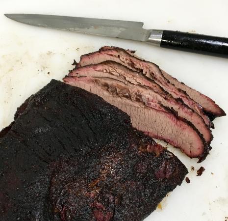 Glade Spring, VA: Smoked Beef Brisket- a customer favorite!