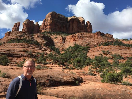 Sedona Cathedral Hideaway: Cathedral Rock...Lets GO!!!