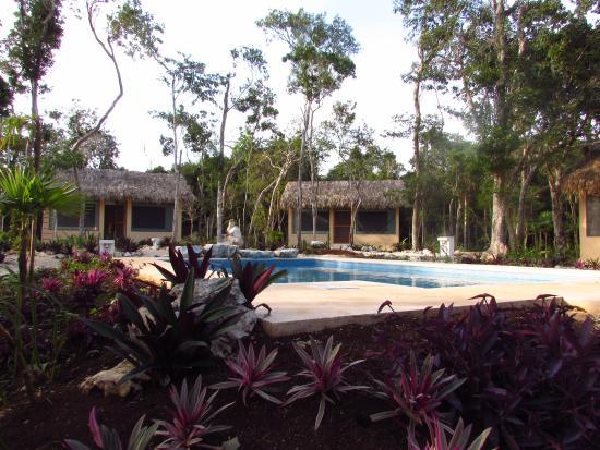 Maya Eco Village
