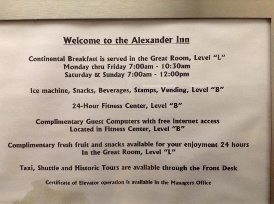 Alexander Inn: photo8.jpg