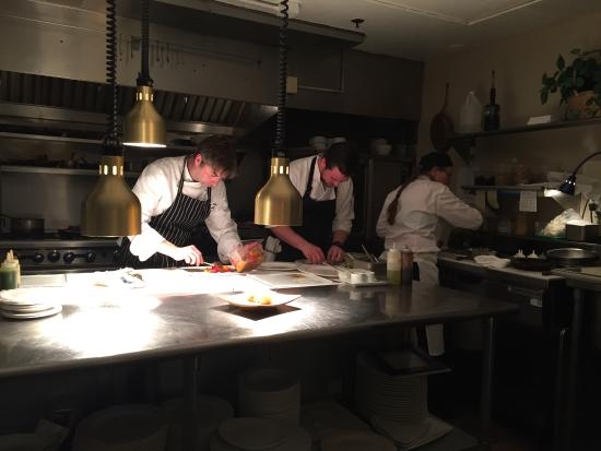 Carnegie Inn & Spa Restaurant: Culinary artistry at Carnegie House with Chef Paul Kendeffy