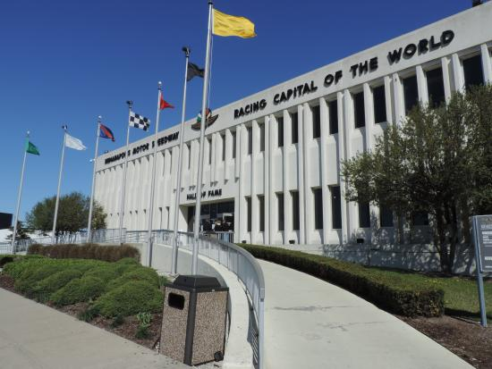 outside of the museum picture of indianapolis motor speedway rh tripadvisor com