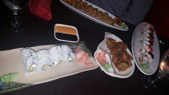 Thai Sushi East Atlanta