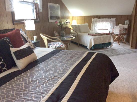 Lincoln, VT: Calico Room
