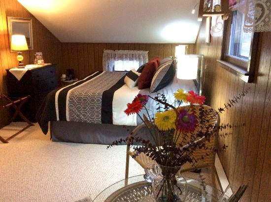 Lincoln, VT: More Calico Room