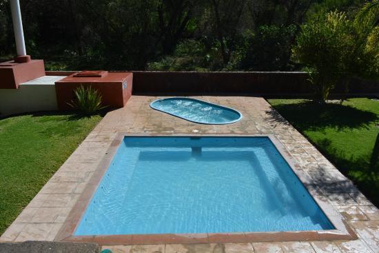 Jacuzzi al aire libre picture of lourdes hotel campestre - Jacuzzi aire libre ...