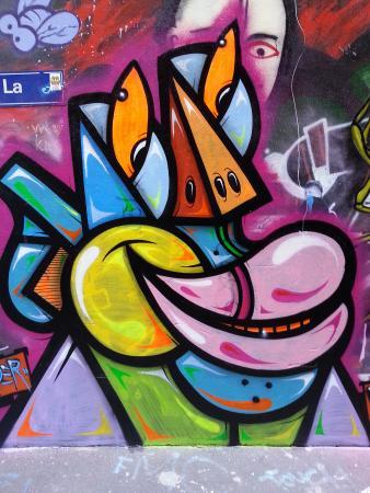 Caper Street Artist