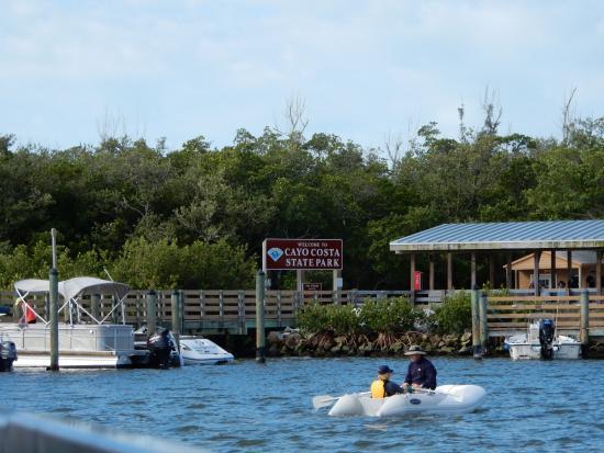 Boca Grande, FL: dock