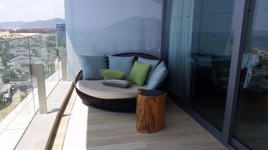 balcony with sofa picture of the westin blue bay resort spa rh tripadvisor co uk