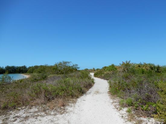 Boca Grande, Floryda: trail