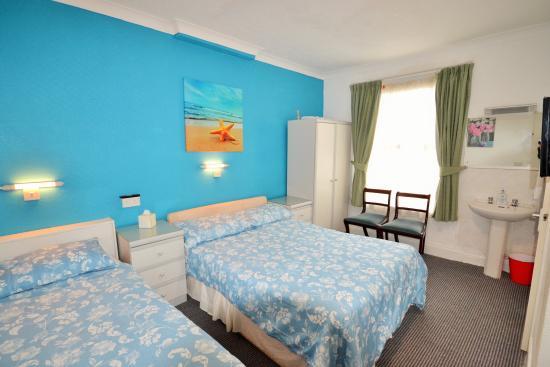 St. Weonards Hotel : FAMILY ROOM