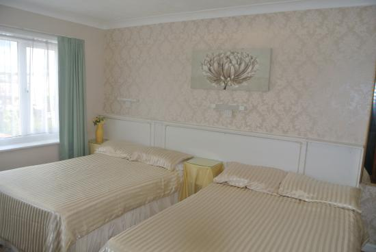St. Weonards Hotel : family room for 4 people