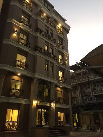exterior picture of the star of sathorn hotel bangkok tripadvisor rh tripadvisor co za