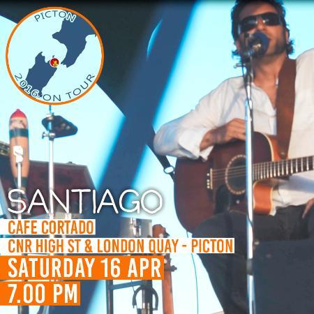 Cafe Cortado: Latin Music Night