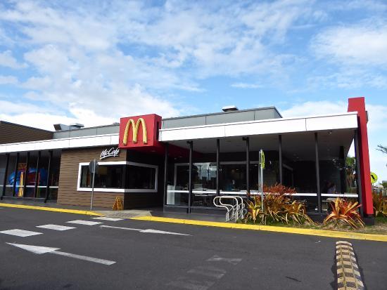 Mcdonalds ballina central restaurant reviews phone for Captain steve s fishing lodge