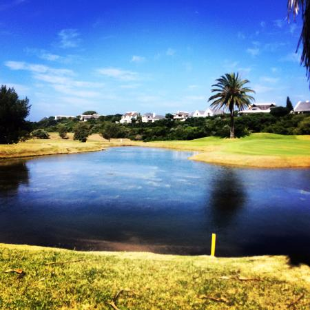 St Francis Bay Golf Club: Everything is well kept.