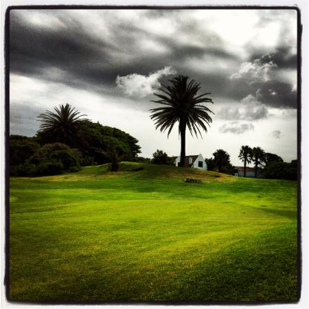 St Francis Bay Golf Club: Beautiful fairways.
