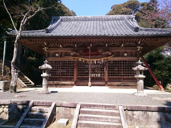 多比鹿神社