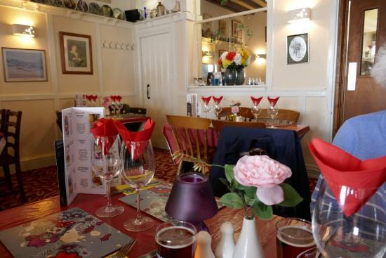 Ye Olde Royal Oak The Lounge Area