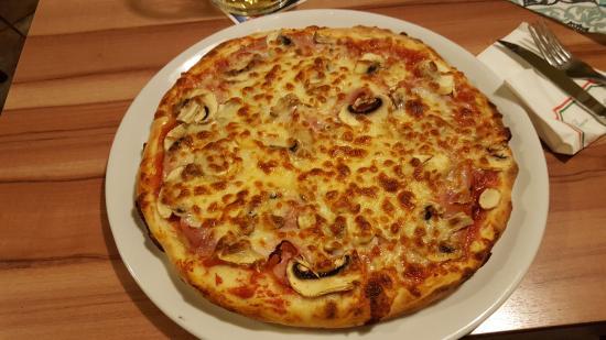 Kappel-Grafenhausen, Germania: Abendessen, Pizza